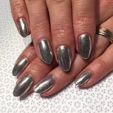 here u0027s what you need to know about chrome manicures instyle com