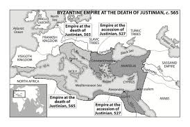 Black Death Map Historical Maps By Chapter
