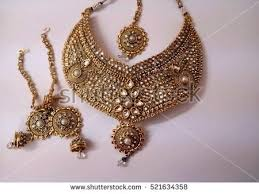 gold har set indian gold jewellery stock images royalty free images vectors