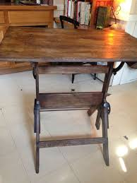 Antique Drafting Table Craigslist Furniture Vintage Metal Drafting Table Hamilton Electric With