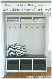 Mudroom Storage Bench Storage Entry Bench Probeta Info
