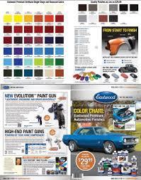 144 restoration shop color chart auto car paint chips in the uae