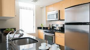 Kitchen Queen Wood Stove by The Reserve At Clarendon Centre Apartments In Arlington 3000 N