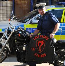 motorcycle waistcoat motorcycle lost saints england