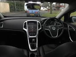 2013 vauxhall astra gtc 1 7 cdti 16v 130 sri 3 door coupe in