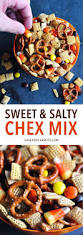sweet u0026 salty chex mix ease and carrots