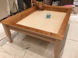 shark tank game table geek chic gone build your own gaming table geekdad