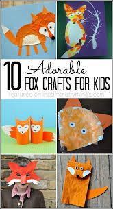 best 25 fox crafts ideas on pinterest felt felt crafts and