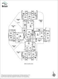 bel air floor plan floor plans mont vert belair
