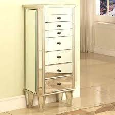 mirrored tv armoire furniture wooden wall mount standing jewelry