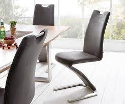 Esszimmerst Le Antrazit Esszimmerstühle Und Andere Stühle Von Delife Online Kaufen Bei