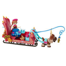 frozen power wheels sleigh disney frozen little kingdom frozen sleigh ride toys