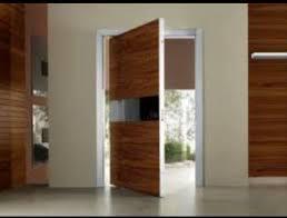 china interior double swing door restaurant wood doors modern