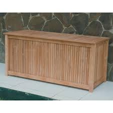 Garden Storage Containers Plastic Bench White Patio Storage Bench Garden Seat Cushion Outdoor