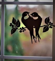 birds birds on branches