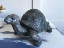 plastic resin tortoises turtles garden ornaments ebay