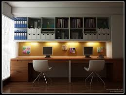 Home Office Furniture For Two Chairs Home Design Surprising Two Person Desk Offices Home Ideas