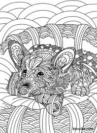printable coloring pages zentangle cute zentangle dog coloring page cats dogs coloring pages for