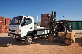 mitsubishi truck canter mitsubishi fuso canter debuts down under autoevolution