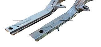 70 camaro subframe musclerods 70 81 camaro ls conversion kit