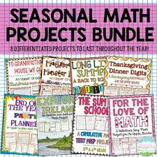 teaching with a mountain view math projects activities