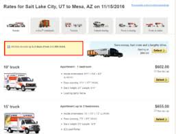 Uhaul Estimated Cost by U Haul Review 2016 We Review Pricing Service More