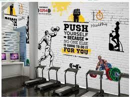 sports murals for bedrooms 3d photo wallpaper 3d murals wallpaper for walls 3 d gym mural