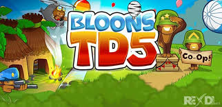 bloons td 5 apk bloons td 5 3 12 1 apk mod data for android