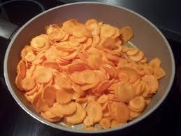 cuisiner des carottes en rondelles flan de carotte au parmesan idees gourmandes