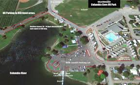 Washington Park Map by Rv Park Map
