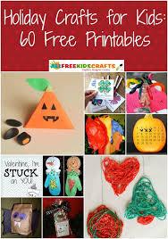 Holiday Crafts For Kids Easy - holiday crafts for kids 60 free printables allfreekidscrafts com