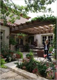 Pergola Designs Pictures by Stone Patio And Pergola Patio Designs And Ideas Pinterest