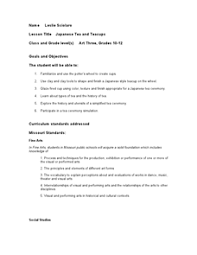 japanese culture lesson plans u0026 worksheets reviewed by teachers