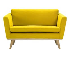canap jaune canapé jaune westwing ventes privées déco