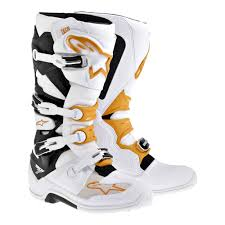 ufo motocross boots motocross boots alpinestars tech 7 black orange white boots 2017