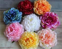 bulk peonies silk peony flowers artificial peonies 100 heads wholesale