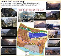 Gta World Map Gta 5 Fan Bastelt Riesige Map Zu Umland In Grand Theft Auto 5