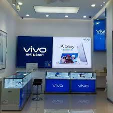 New Counters Cell Phones New Bbk Vivo Phone Counter Counter Samsung Cabinet