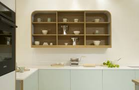 wonderful white brown wood modern design retro kitchen ideas vintage
