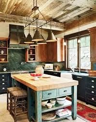 American Kitchen Design American Retro Kitchen Ceiling Design Interior Design