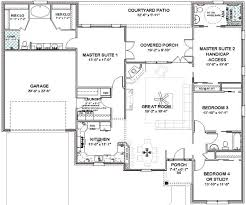 2 master bedroom house plans design beautiful 2 bedroom house plans with 2 master suites house