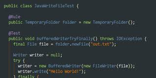 pattern rule directory java 10 amazing ways to write to file development octoperf