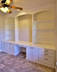 desk and bookshelves white built in bookshelves with desk taylorcraft cabinet door