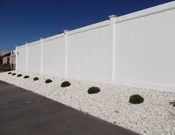 White Pvc Trellis Smart Fences Christchurch Quality Maintenance Free Fences