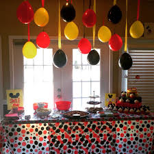 mickey mouse birthday ideas yesterday was greyson s birthday party we decided to go