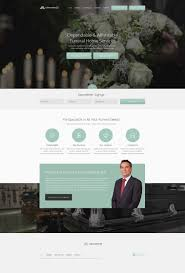 Home Design Website Funeral Home Website Templates Mobile Responsive Designs