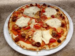 recettes cuisine facile pizza à la poêle très simple et rapide la tendresse en cuisine