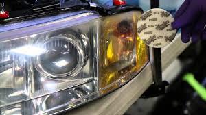 audi rs6 headlights audi a6 rs6 headlight restoration