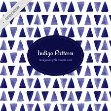 triangle pattern freepik triangles pattern in blue watercolor vector free download