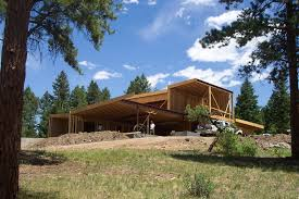progress on mountain modern home u2014 evstudio architect engineer